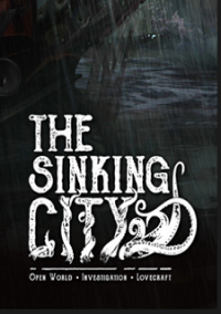 Обложка The Sinking City