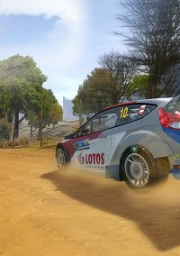 WRC: The Official Game – фото обложки игры