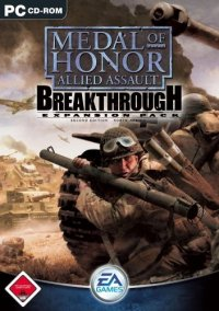 Обложка Medal of Honor Allied Assault: Breakthrough