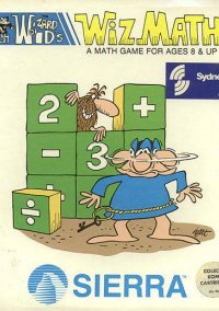 Обложка The Wizard of Id's Wiz Math