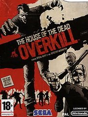 Обложка The House of the Dead: Overkill