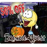BreadieQuest: Halloween 3 – фото обложки игры