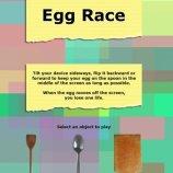 Скриншот Egg Race