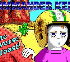 Commander Keen: Dead in the Desert