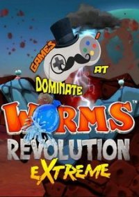 Обложка Worms Revolution Extreme
