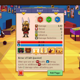 Скриншот Knights of Pen and Paper 2