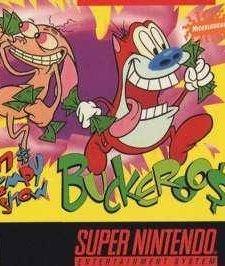 The Ren & Stimpy Show: Buckeroo$!