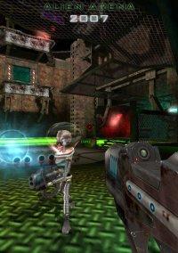 Обложка Alien Arena 2007