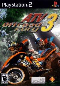 Обложка ATV Offroad Fury 3