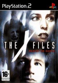 Обложка The X-Files: Resist or Serve