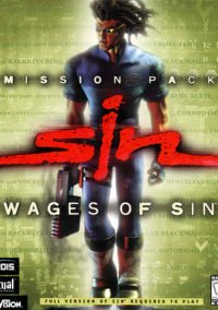 Обложка SiN: Wages of Sin