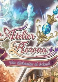 Обложка New Atelier Rorona: The Origin Story of the Alchemist of Arland