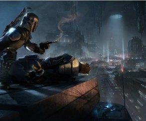 В сети появились новые концепт-арты игры Star Wars 1313