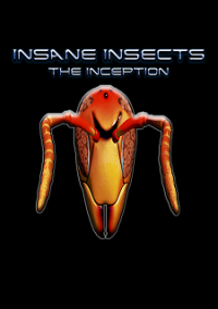 Обложка Insane Insects