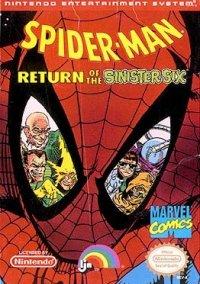 Обложка Spider-Man - Return of the Sinister Six