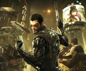 Deus Ex Human Revolution появится на Wii U