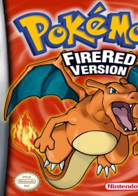 Обложка Pokémon FireRed Version