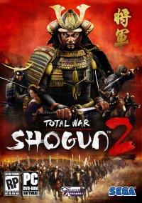Обложка Total War: Shogun 2