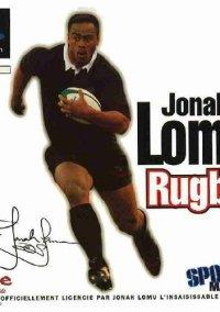 Обложка Jonah Lomu Rugby