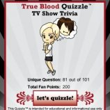 Скриншот True Blood Quizzle