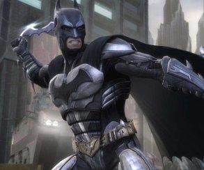 Что будет, если всех бойцов Injustice заменить наБэтмена