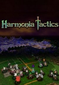 Обложка Harmonia Tactics