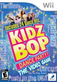 Обложка Kidz Bop Dance Party!