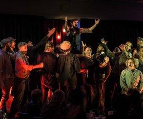 Клюква изАвстралии: хор поет советские ирусские песни, не зная языка