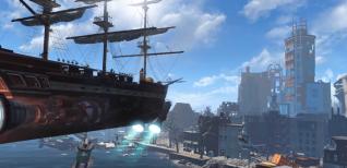 Fallout 4. Трейлер VR-версии игры с E3 2017