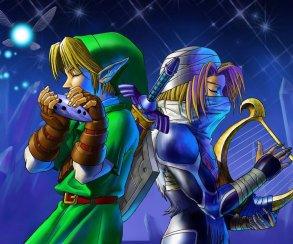 Слепой игрок прошел The Legend of Zelda: Ocarina of Time