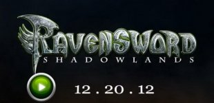Ravensword: Shadowlands. Видео #1