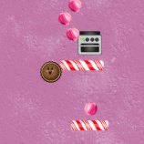 Скриншот Chocolate Frosting Cupcake Jumping Blast Quest Pro