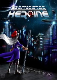 Обложка Cosmic Star Heroine