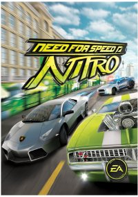 Обложка Need for Speed Nitro-X