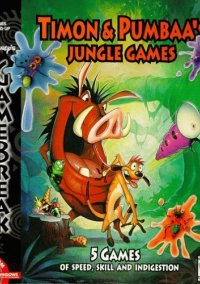 Обложка Timon & Pumbaa's Jungle Games