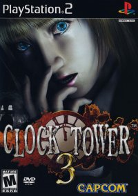 Обложка Clock Tower 3