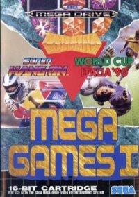 Обложка Mega Games 1