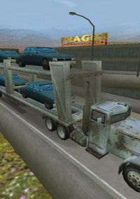 Обложка Hard Truck: 18 Wheels of Steel