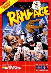Обложка Rampage