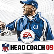 Обложка NFL Head Coach 09