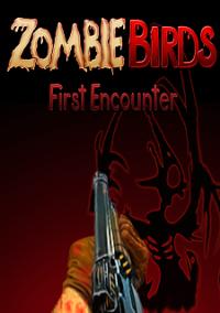 Обложка Zombie Birds