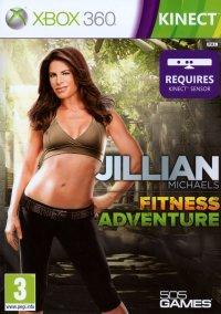 Обложка Jillian Michaels' Fitness Adventure