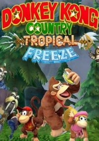 Обложка Donkey Kong Country: Tropical Freeze