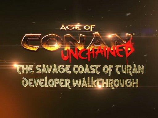 Age of Conan: Hyborian Adventures. Дневники разработчиков