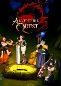 Обложка AdventureQuest 3D