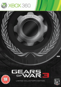 Gears of War 3: Limited Edition – фото обложки игры