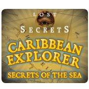 Обложка Caribbean Explorer Secrets of the Sea
