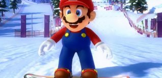 Mario & Sonic at the Sochi 2014 Olympic Winter Games. Видео #2