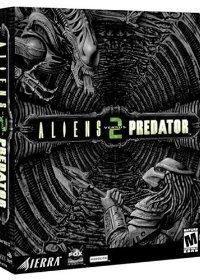 Обложка Alien versus Predator 2
