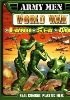 Army Men: World War - Land Sea Air